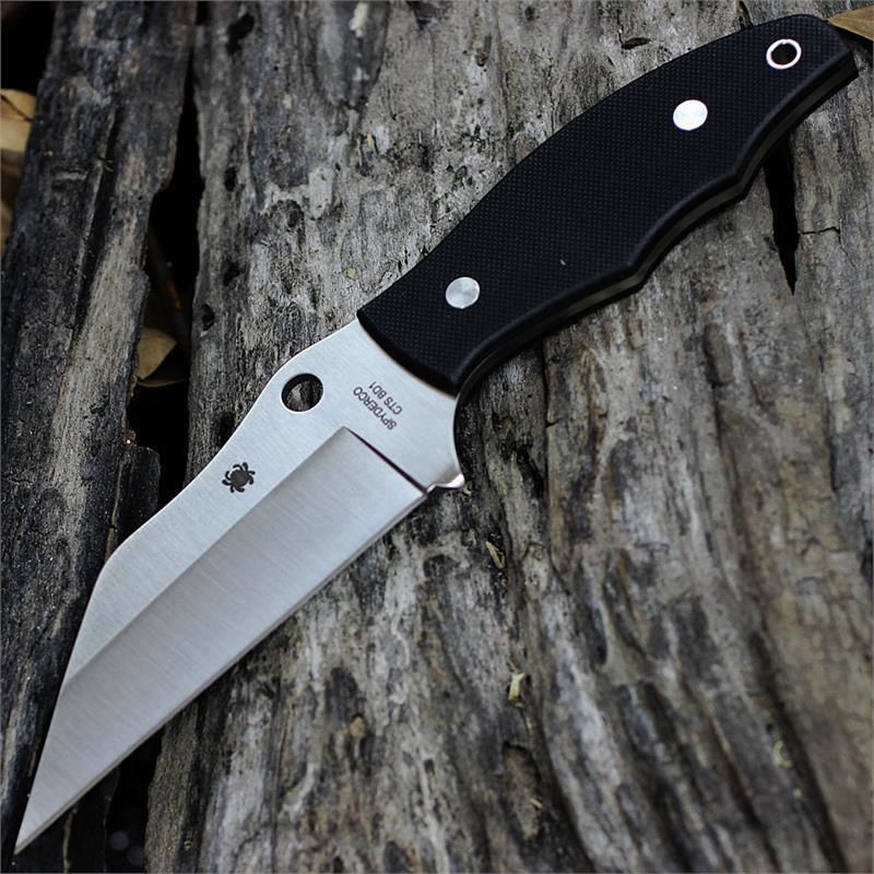 Spyderco Ronin 2 taktikai outdoor kés