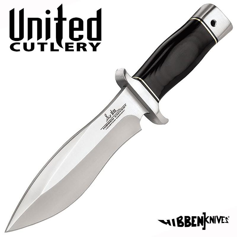 United Cutlery Gil Hibben Alaskan Boot Knife Outdoor kés
