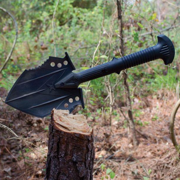 United Cutlery M48 Kommando Survival Ásó