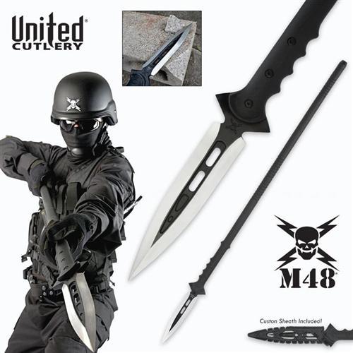 United Cutlery M48 Survival Spear Lándzsa