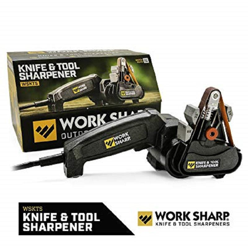 WorkSharp Elektromos Kés és Szerszám Élező