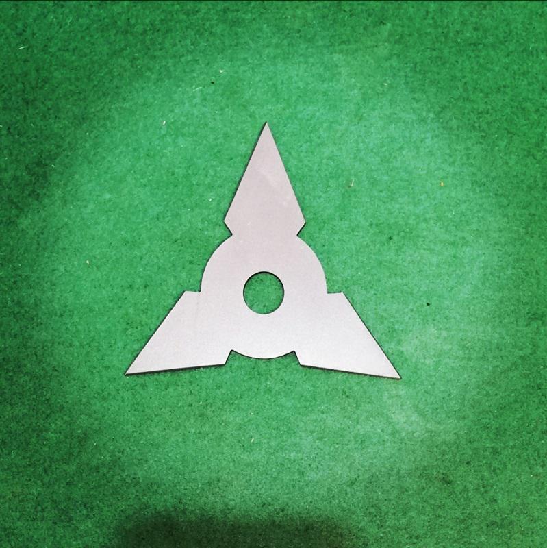 Z-BOSS dobócsillag  / Háromszög /