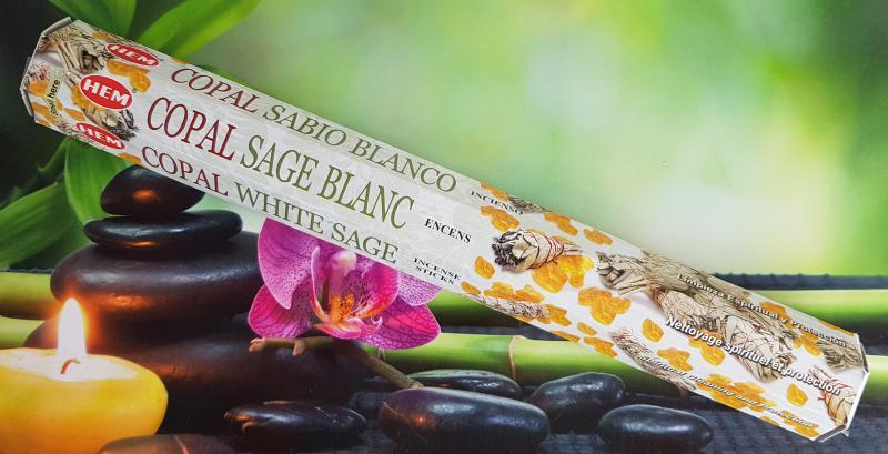 Hem füstölő 20db-os szantál-vanília