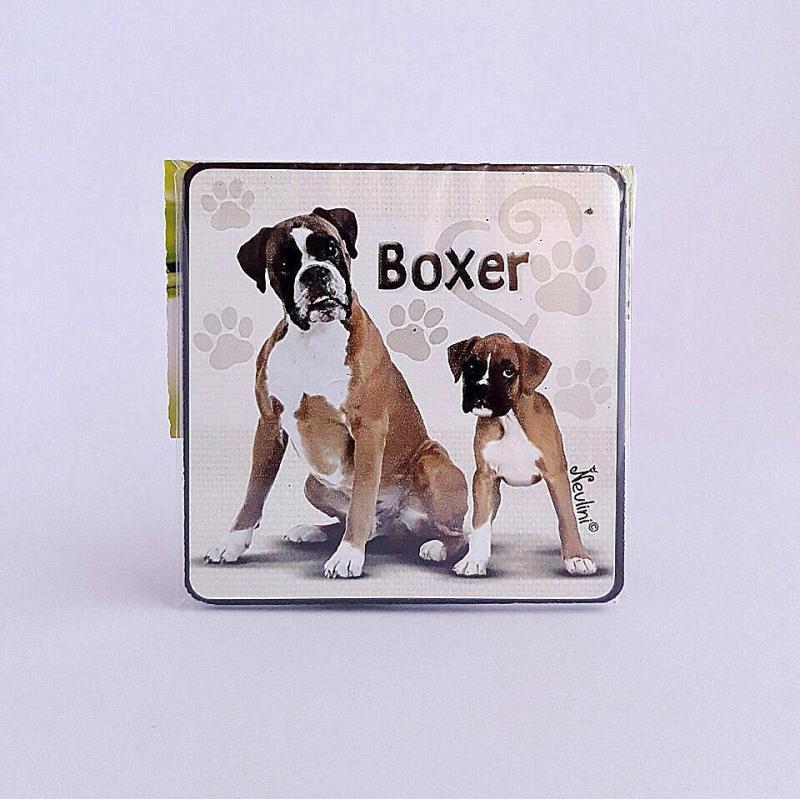 hűtőmágnes (boxer)