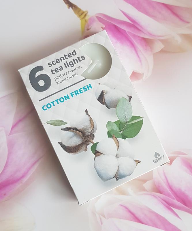 illatos teamécses - vanília-levendula