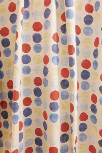 Dekor árnyékoló sötétítő függöny Szürke négyzet motívum 180x150cm