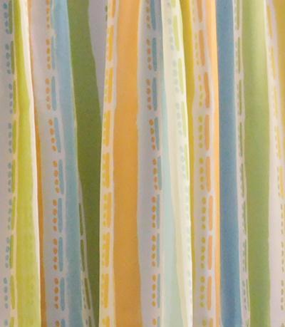 Drapp négyzetes sable kész függöny 140x100cm