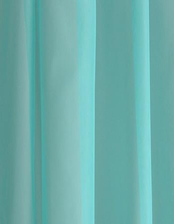 Egyszínű voila kész függöny türkisz 22/150x200cm