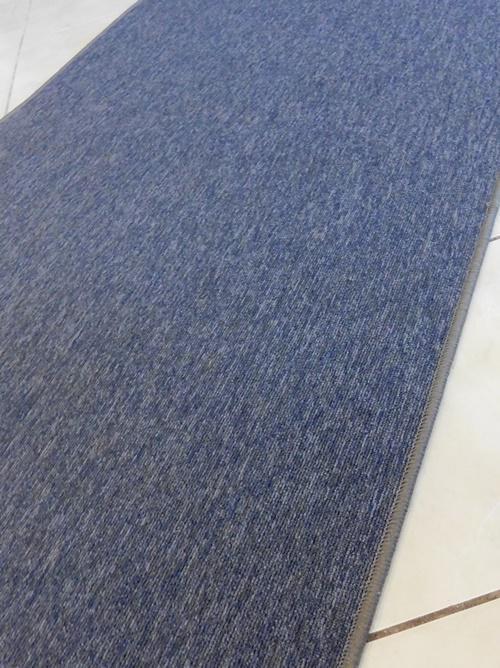 Kókusz lábtörlő kutyus gumi hátoldal 40x60cm
