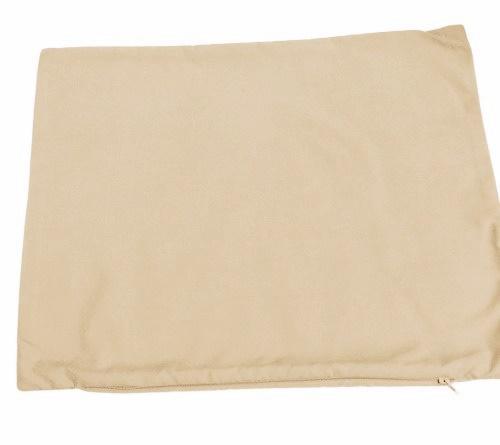Levendulás viaszos vászon drapp alapon 155x140cm