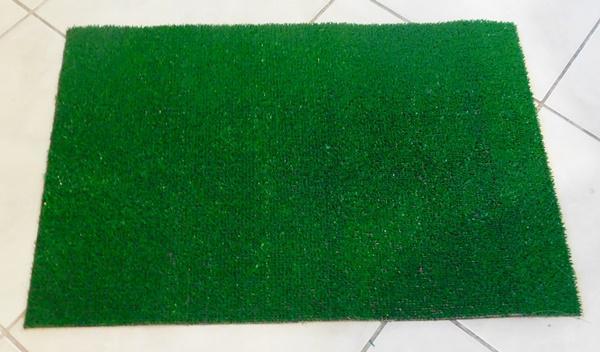 Műfű kültéri szőnyeg lábtörlő 80x50cm R. AKCIÓ!