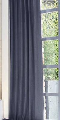 Panama 53 szürke kész sötétítő-dekor függöny/180/