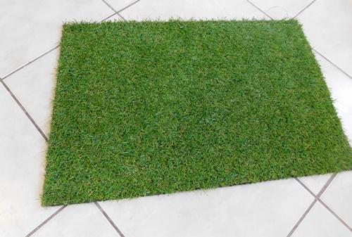 Szálas műfű kültéri szőnyeg lábtörlő 40x60cm GRASS