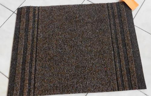 Szennyfogó szőnyeg barna II.O kb:67x95cm