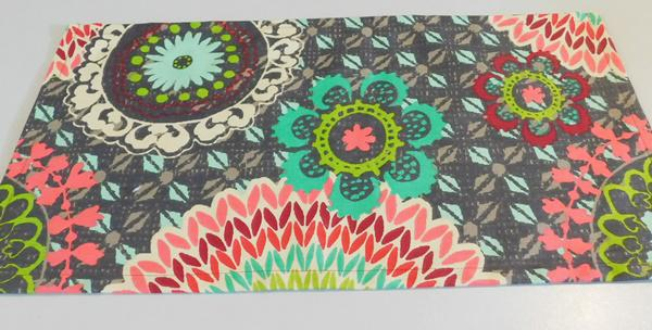 Textil alátét színes mintás Z.