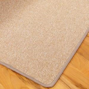 Buklé szegett szőnyeg beige 80x120cm LEÉRTÉKELT