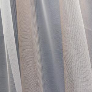 Dreher sable fehér Lotti kész függöny/140x160cm