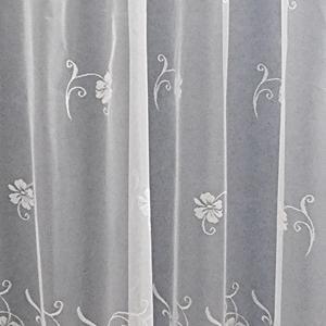 Hercegnők rózsaszín kész voila függöny