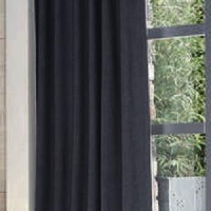 Kész sötétítő függöny Donna sötétpiros 160x200cm