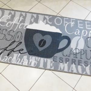 Kész szőnyeg piros 120x170cm