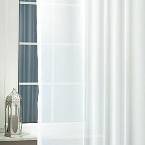 Mici Mackós fehér voila kész függöny 250x270cm