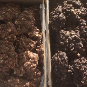 Csokoládés mogyoró