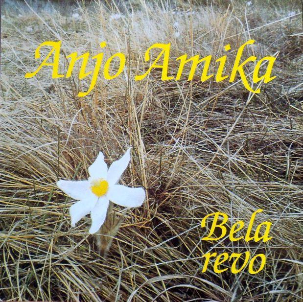 Anjo Amika: Bela Revo + szövegkönyv - CD