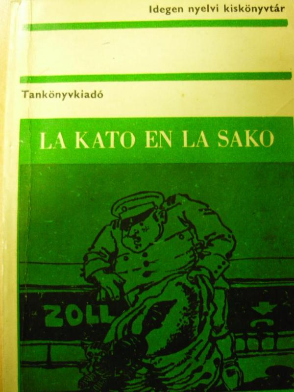 Benczik Vilmos: La kato en la sako