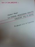 Mayer, Herbert : La eterna neologisma diskuto: Kalocsay kaj la sekvo