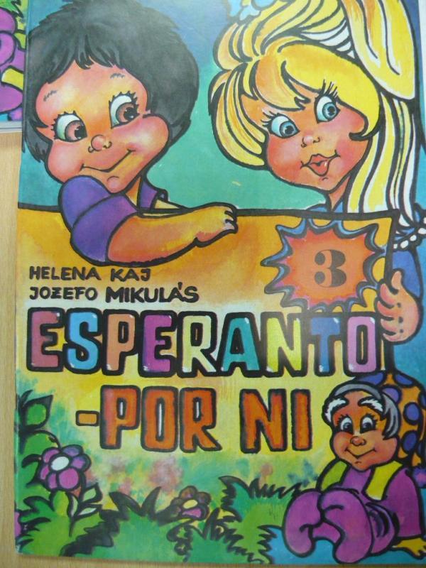 Mikulás, Helena kaj Jozefo: Esperanto por ni 3.