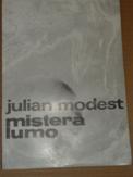 Modest, Julian: Mistera lumo