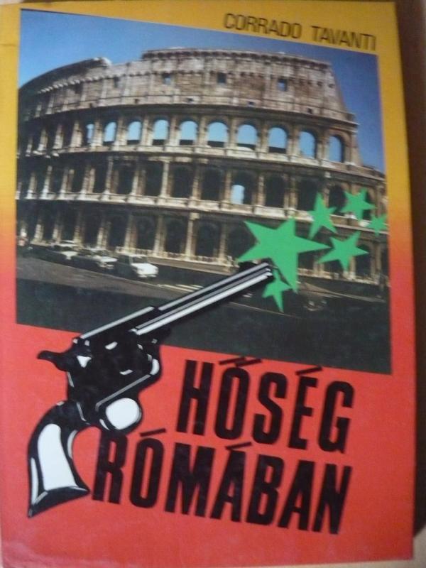 Nemere István: Hőség Rómában