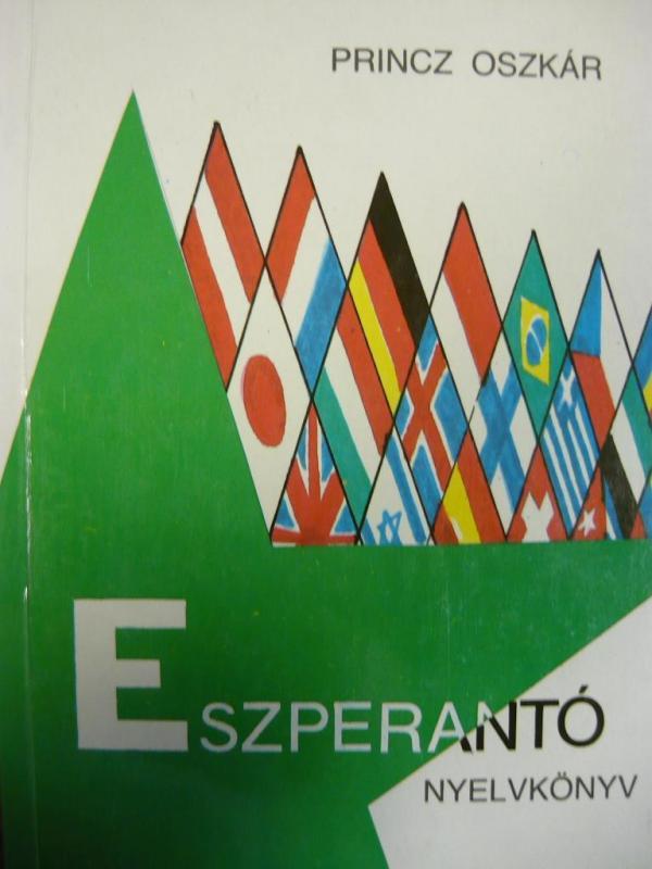 Princz Oszkár: Eszperantó nyelvkönyv (régi)