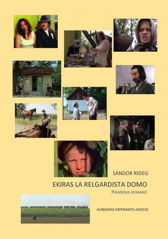 Rideg Sándor: Ekiras la relgardista domo