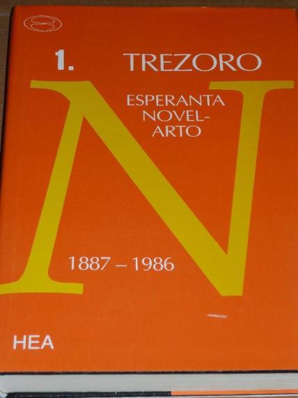 Trezoro - Esperanta Novelarto I-II