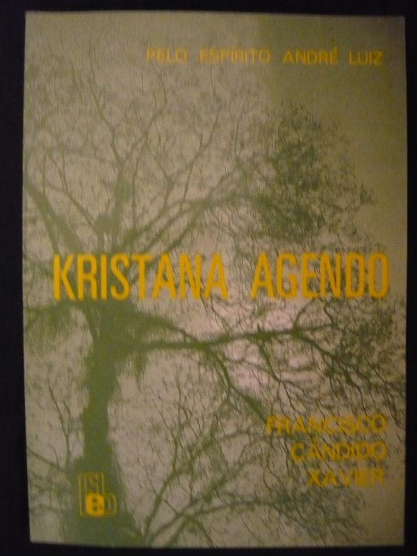 Xavier, Emmanuel Francisco Candido: Kristana agendo
