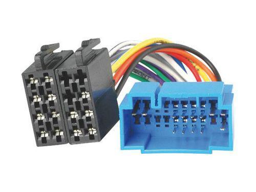 Suzuki - ISO autórádió csatlakozó kábel 552119