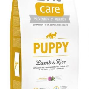 Brit Care Puppy Lamb&Rice; All Breed 12kg