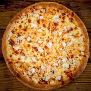Csirkés pizza