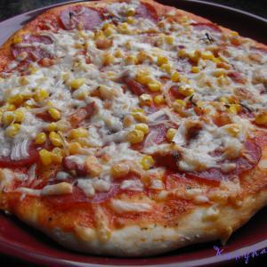 Kedvenc pizza