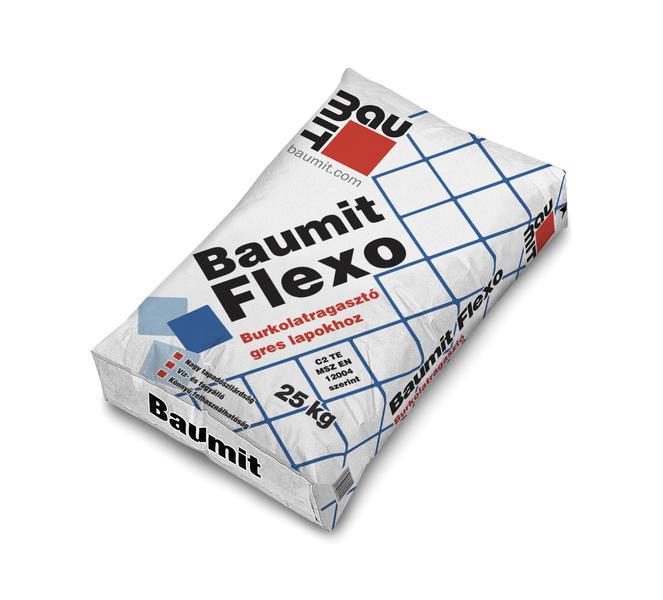 Baumit Baumacol Flexo Burkolatragasztó gres lapokhoz raklapos (25kg)