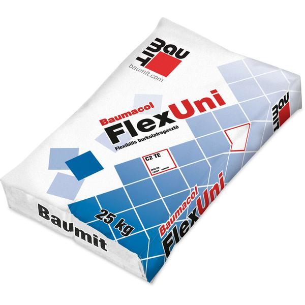 Baumit Baumacol Flexuni csemperagasztó Raklapos 25 kg