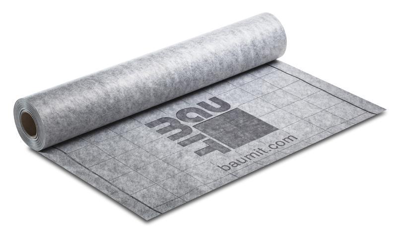Baumit Baumacol WM feszültségmentesítő lemez 30m/tek