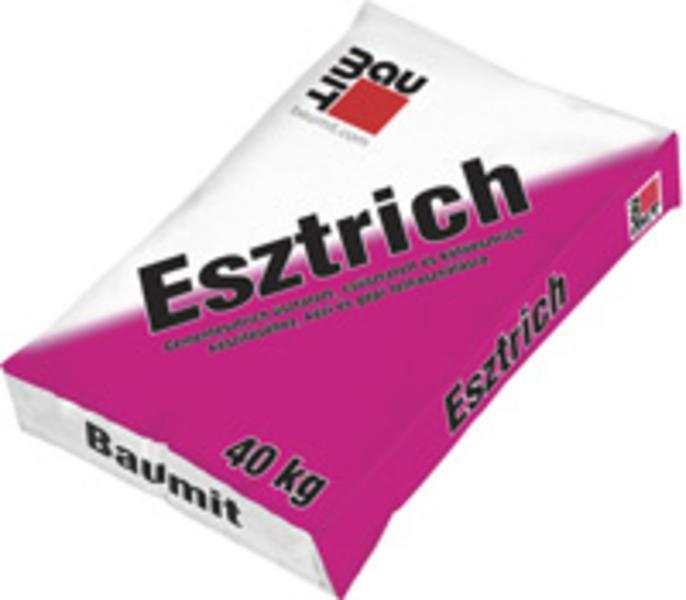 Baumit Esztrich beton Raklapos E225 40 kg