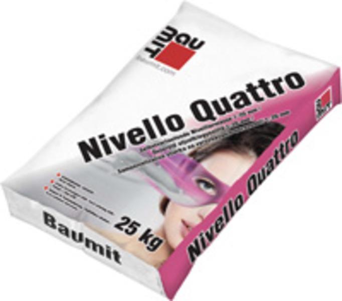 Baumit Nivello Quattro aljzatkiegyenlítő Raklapos 25 kg