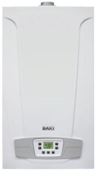 BAXI ECO5 BLUE 24 kombi kazán, kéményes, fali, 24kW