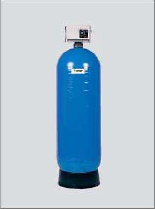 BWT KR Vízszűrő,kavicsszűrő Egyoszlopos médiaszűrő berendezés (2203072)