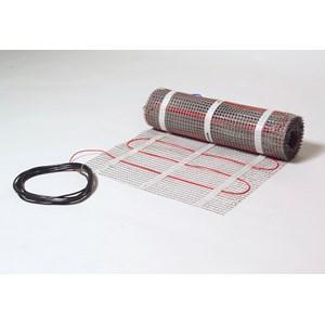 Danfoss ECheat 150S 1350W, 230V 0,5x18m elektromos fűtőszőnyeg, hidegburkolathoz javasolt (088L0562)