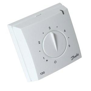 Danfoss ECtemp 130 termosztát elektromos padlófűtéshez (088L0030)