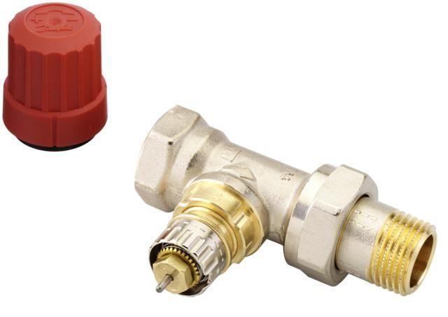 Danfoss radiátor szelep egyenes előbeállítással RA-N 3/4'' (013G0016)